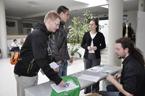 SVK PřF OU 2013 - Registrace, zahájení SVK a raut (10/28)