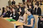 SVK PřF OU 2013 - Registrace, zahájení SVK a raut (16/28)