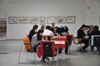 SVK PřF OU 2013 - Registrace, zahájení SVK a raut (22/28)