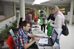 SVK PřF OU 2013 - Registrace, zahájení SVK a raut (4/28)