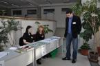Registrace, zahájení SVK a raut  (4/28)